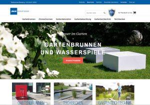 Gartenbrunnen kaufen Online Shop bestellen Gartenbrunnen-Shop Store Designerbrunnen Springbrunnen